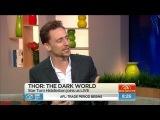 Thor star Tom Hiddleston LIVE