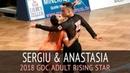 Sergiu Maruster Anastasia Stan | Румба | 2018 GOC Rising Star Latin - Полуфинал