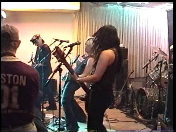 L7 1999 10 26 live @ VFW Hall, Reno Nevada, USA 81min47 HI8 MASTER