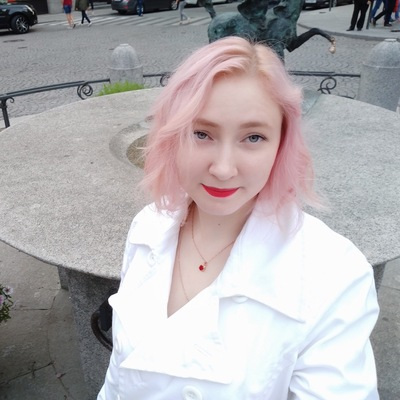Виктория Ушакова