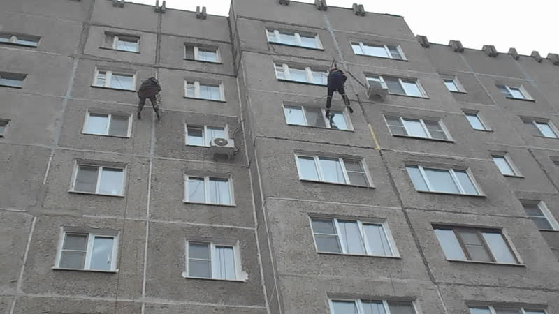 Ремонт межпанельных швов г. Дзержинск