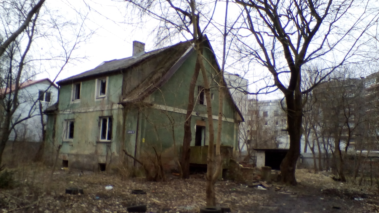 2 немецких дома
