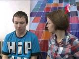 Самое доброе утро (Первый Ярославский, 01.2014) Битбокс на свою голову