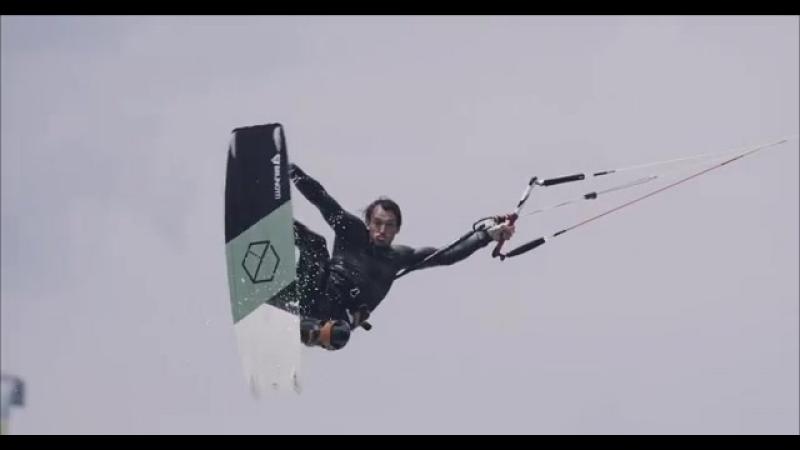Youri Zoon Kiteboarding in Greece
