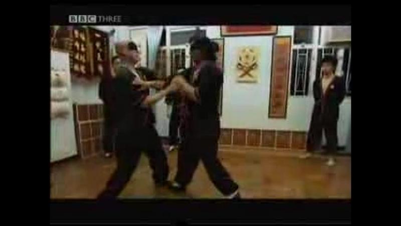 Mind Body Kickass Moves - Wing Tsun