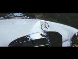 Edelweiss - Mercedes W108 Clip, bagged Airride Benz - Oldschool