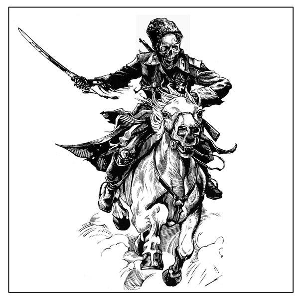 Вышел новый EP группы НЕБОКРАЙ - Моровая язва (2012)