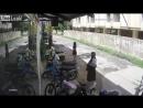 Cobarde monomarrón tailandés mata a su ex-novia y se suicida