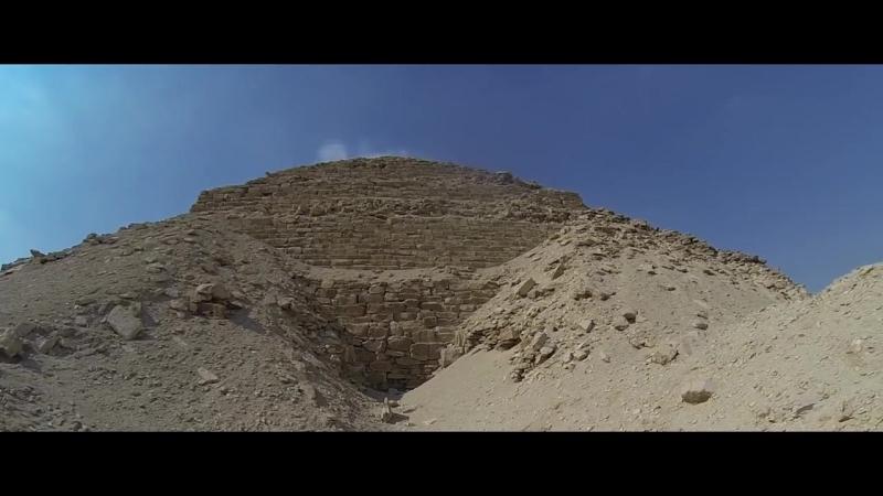Мир Древних богов Пирамиды и храмы Абусира Pyramids Temples of Abusir