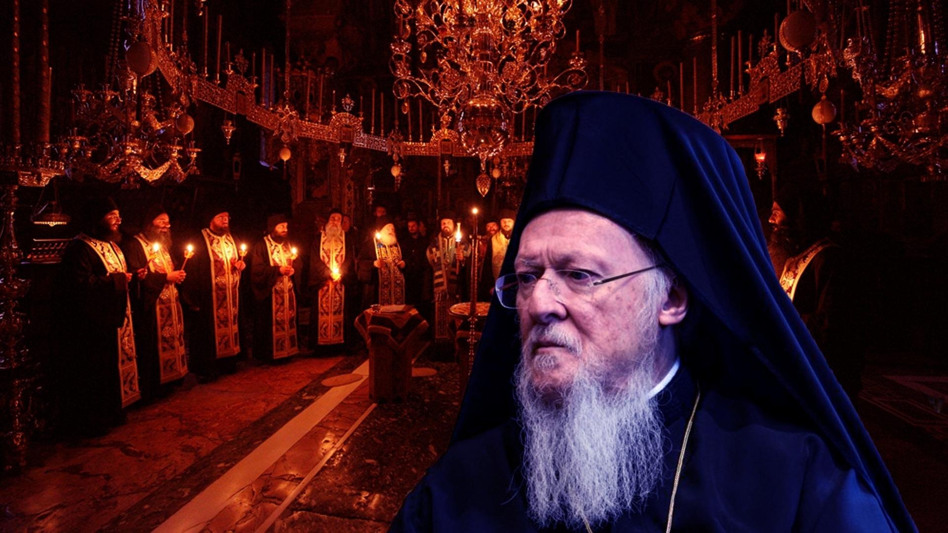 Время исповедничества для Афона: визит ряженых «епископов ПЦУ»