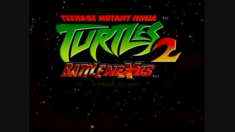 Teenage Mutant Ninja Turtles 2_ Battle Nexus - Go Round