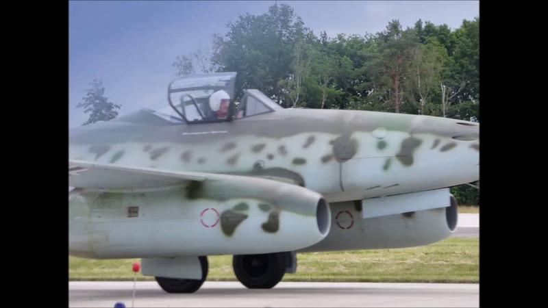 Messerschmitt ME 262 - Flug