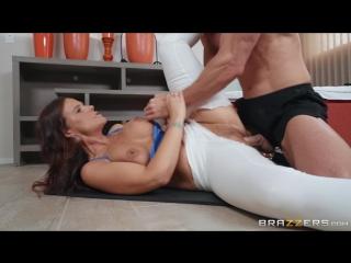 Brazzers.com] Syren De Mer (Resistance Band Boning) [2018-08-13, Big Ass, Big Tits, Deep Throat, Facial, Redhead, Straight, Swal