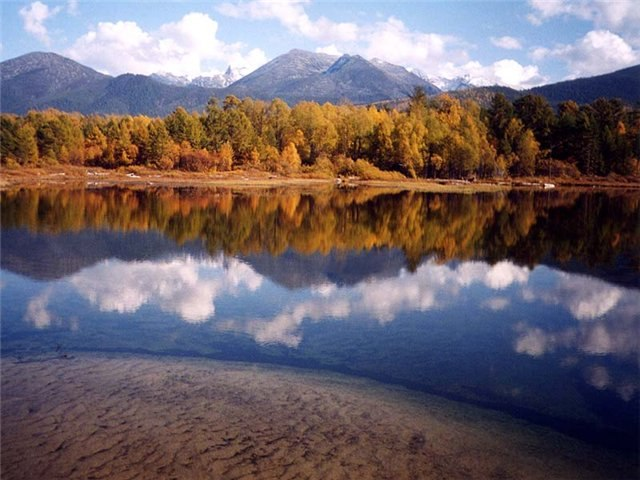 Экологический туризм - новая разновидность путешествия