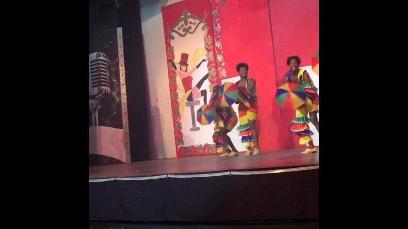 Бразильские танцы 💃🏼
