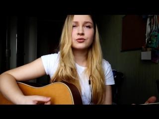 Луна- Jukebox( cover. Alina Shabaeva)