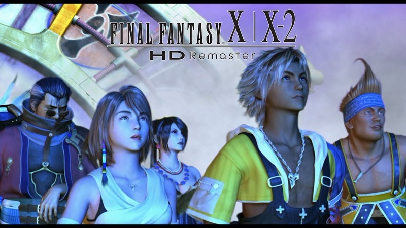 NS\XBO\PS4\PS3\PSV - Final Fantasy X\X-2 HD Remaster