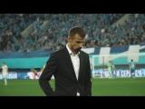 «Зенит» – «Краснодар»: Привет от Окриашвили, огненные эмоции Дзюбы и новая песня «Виража»