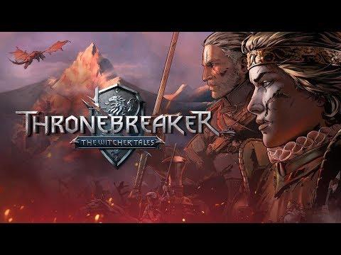 Thronebreaker The witcher tales 1 | Смотрим историю