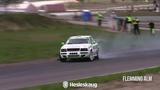Insane Audi s2 Drift