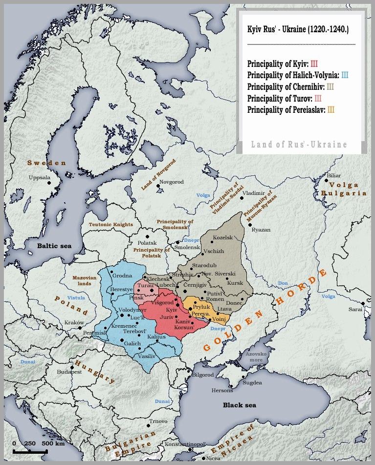 Київська Русь - це Україна