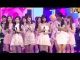 180422 Twice занимают первое место на Inkigayo и получают свою пятую награду с What is Love.
