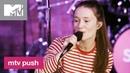 Sigrid Performs 'Raw' 🎶 | MTV Push