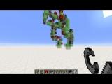 Mumbo Jumbo I Build a WORKING T-REX in Minecraft!