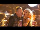 Metallica Feat. Lady Gaga - Moth Into Flame (2017)