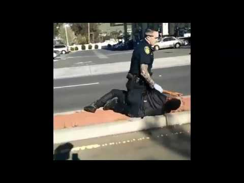 Police USA|(18)Police Brutality Captured on Video in California