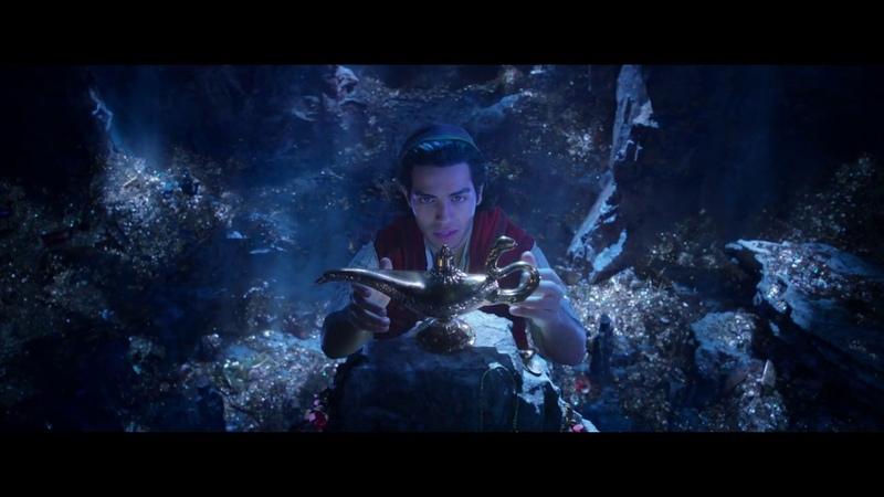 Аладдин 2019 тизер-трейлер предстоящей премьеры