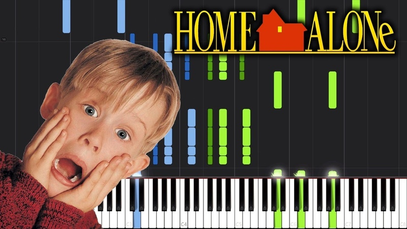 Home Alone Main Theme Variations Piano Tutorial Nikodem Lorenz