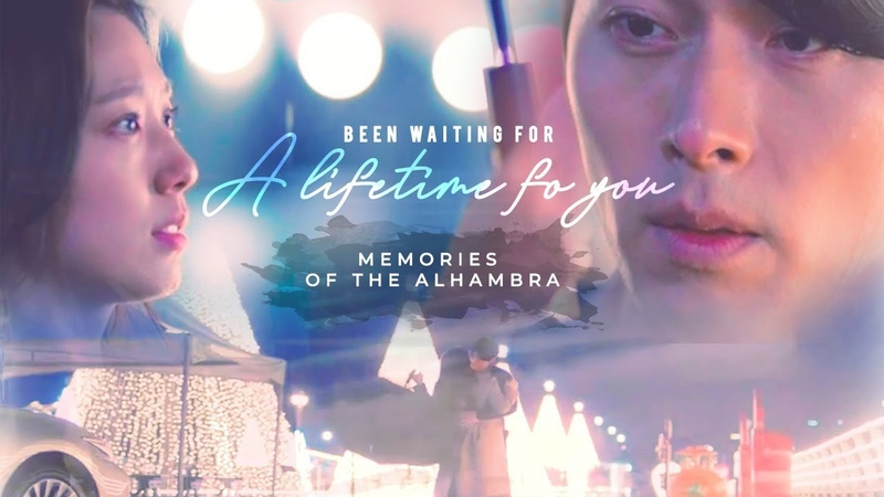 Hee Joo Jin Woo ▪ Waiting For a lifetime for you | Memories Of The Alhambra