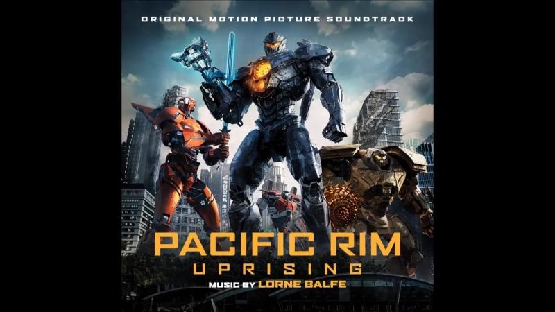 Ramin Djawadi - Go Big or Go Extinct (Patrick Stump Remix) (Pacific Rim Uprising OST)