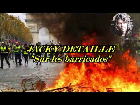 Through The Barricades | Spandau Ballet | French Cover by JACKY DETAILLE