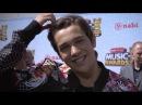 """Austin Mahone Calls Camila Cabello """"Perfect"""" Exclusive - Radio Disney Music Awards 2014"""