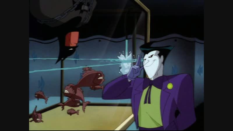 Бэтмен: Рыцари Готэма / Сезон 2 / Эпизод 11 / Безумная любовь