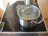 Индукционная плита и электрочайник