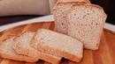 Очень вкусный пшенично-ржаной хлеб под силу и новичку!Wheat-rye bread!
