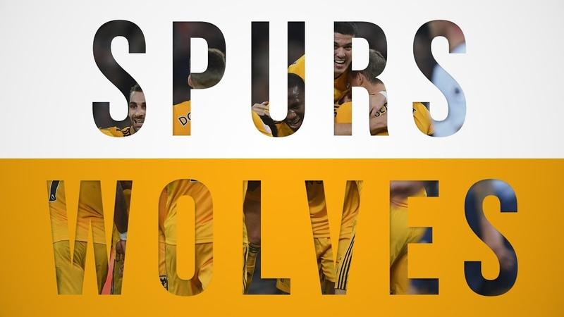 Tottenham Hotspur 1 3 Wolves Alternative Highlights