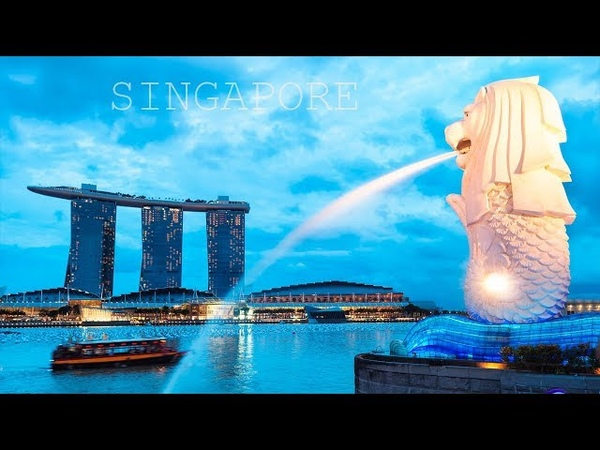 SINGAPORE: The Cleanest City in the World | BBC Earth | Relaxing Nature Documentary 2017