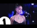 Jorja Smith covers Rihanna's 'Man Down' in the Live Lounge