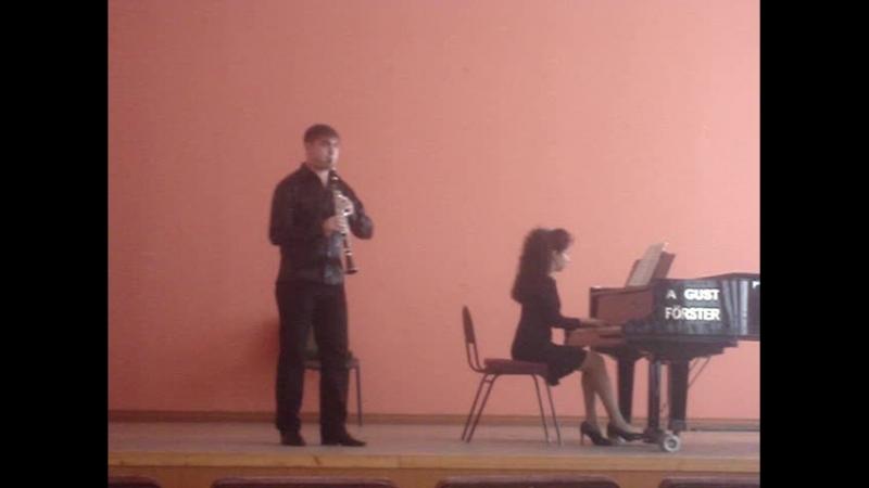 Шпор концерт №4(2-я часть).