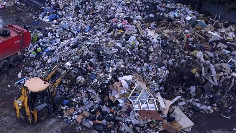 🇷🇺 Экологическая катастрофа в Одинцово, не оставайтесь равнодушными ‼