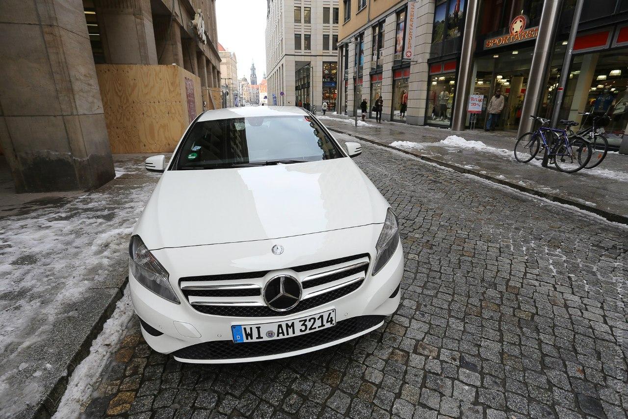 Mercedes-Benz A180 2013 a-class