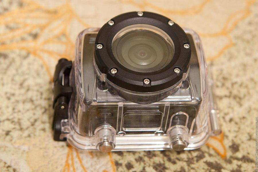 экшн камера AEE Blackeye XTR