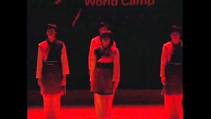 2011 IYF World Camp in JAPAN 開幕式公演#10