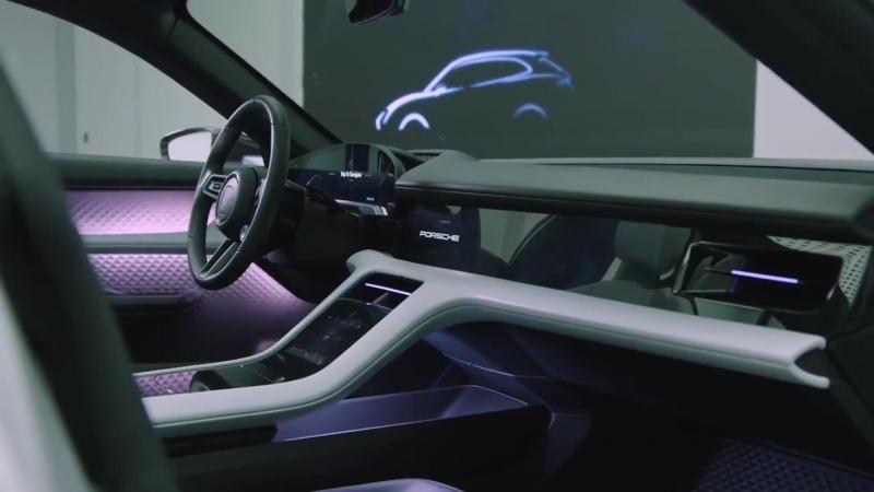коврики EVA в Porsche