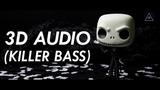 3D Audio (Killer Bass) JPB - Defeat The Night (3D AUDIO!!) Lazy Boys Productions