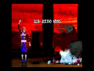 Mortal Kombat Shinobi - Sub-Zero 5 Skull Kreate A Fatality